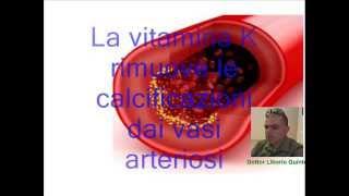Vitamina K, Osteoporosi, arteriosclerosi e coagulabilità S