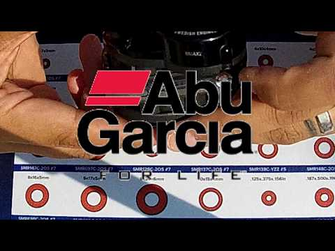 How to dissassemble reassemble a Abu Garcia Black Max reel