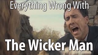 Everything Wrong With The Wicker Man In 16 Minutes Or Less