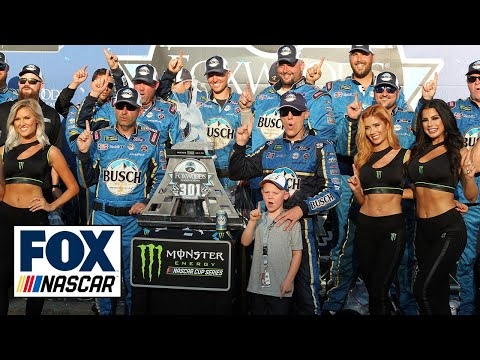 Winner's Weekend: Kevin Harvick And Rodney Childers At New Hampshire | NASCAR RACE HUB