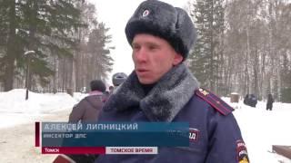 В Лагерном саду принимали присягу 55 слушателей центра профессиональной подготовки УМВД России