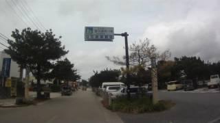 2017年02月22日13時22分 沖縄ツーリング 道の駅喜名番所(読谷村喜名番所観光案内所)に到着