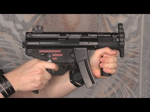 (Airsoft) MP5K WE