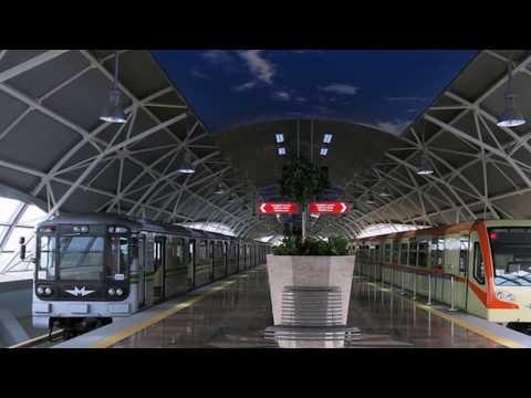 World Metro Systems: Sofia Metro