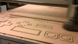 Nes Controller Coffee Table Build... The Fast Way Part 1