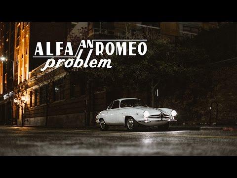 The Founder Of Petrolicious Has An Alfa Romeo Problem