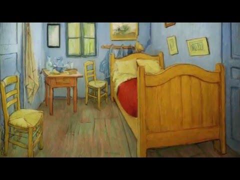 "Vincent van Gogh's ""Bedroom in Arles"""