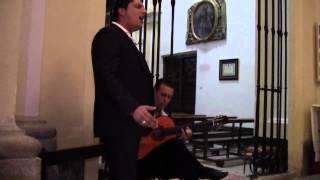 Alberto Soto y Emilio Conde