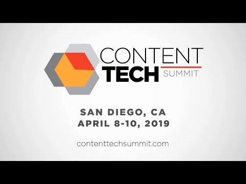 ContentTECH Summit -
