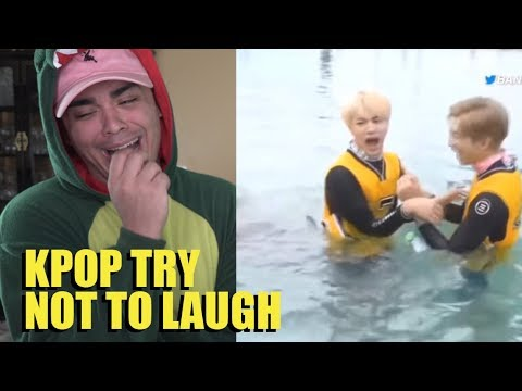 Kpop Try Not To Laugh Challenge OK THAT ONE GOT ME