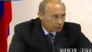 Путин под градусом. БУХОЙ В ХЛАМ. Запретное видео.