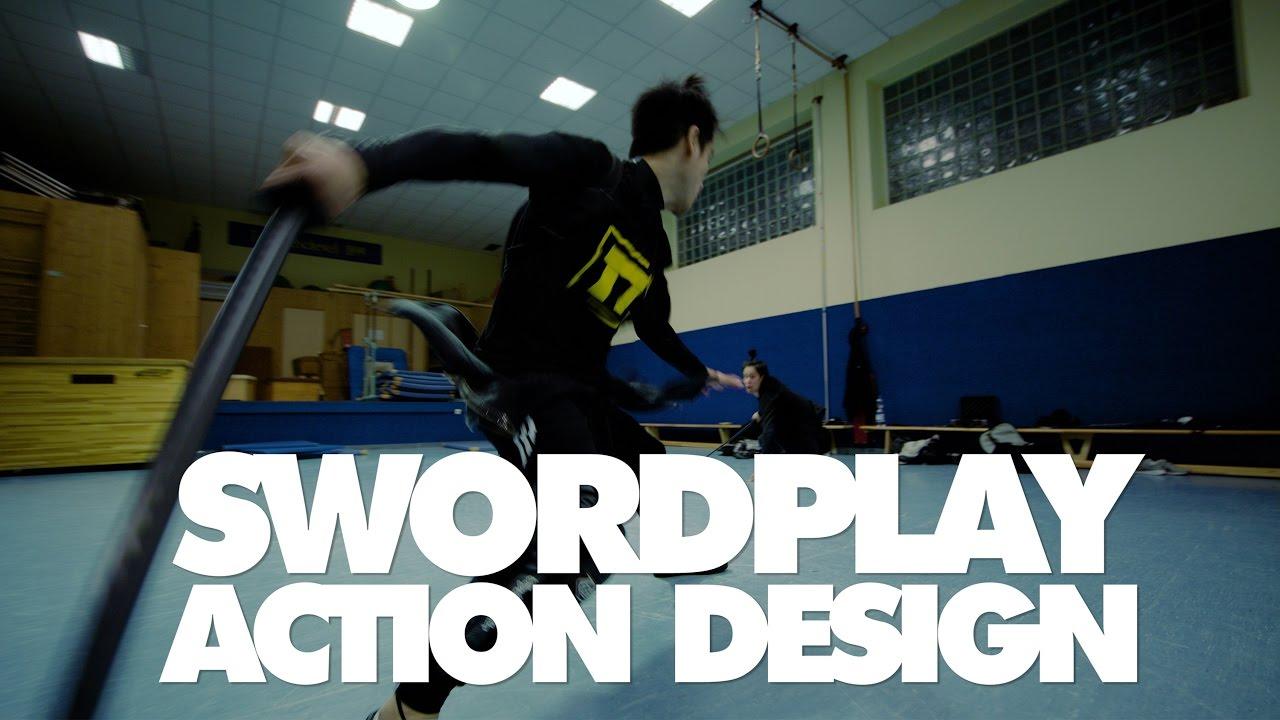 Ninja Sword Fight - Action Design (4K)