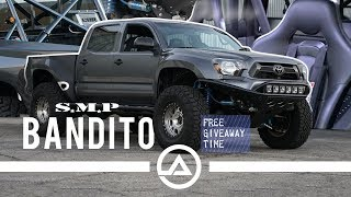 Sick 2013 Toyota Tacoma PreRunner Bandito | Built by SMP Fab Works