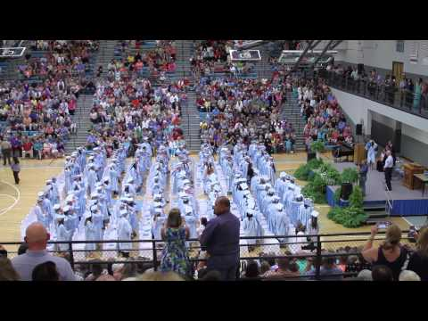 Sullivan South High School Graduation 2015