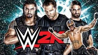 WWE 2K15 - Trying to Cheat [6-Man Tag Team Match] Father Vs. Son