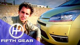 Fifth Gear: Jonny And The Citroen Picasso