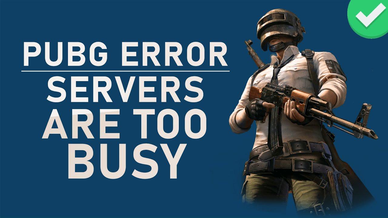 O que é server is too busy em inglês
