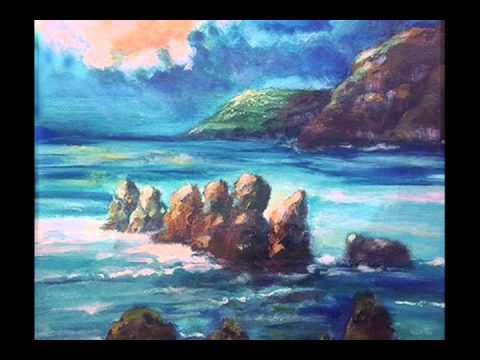 THE SEA (a collection of Dante Luzon's Seascapes)
