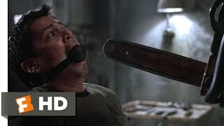 Hostel (5/11) Movie CLIP - Death By Chainsaw (2005) HD