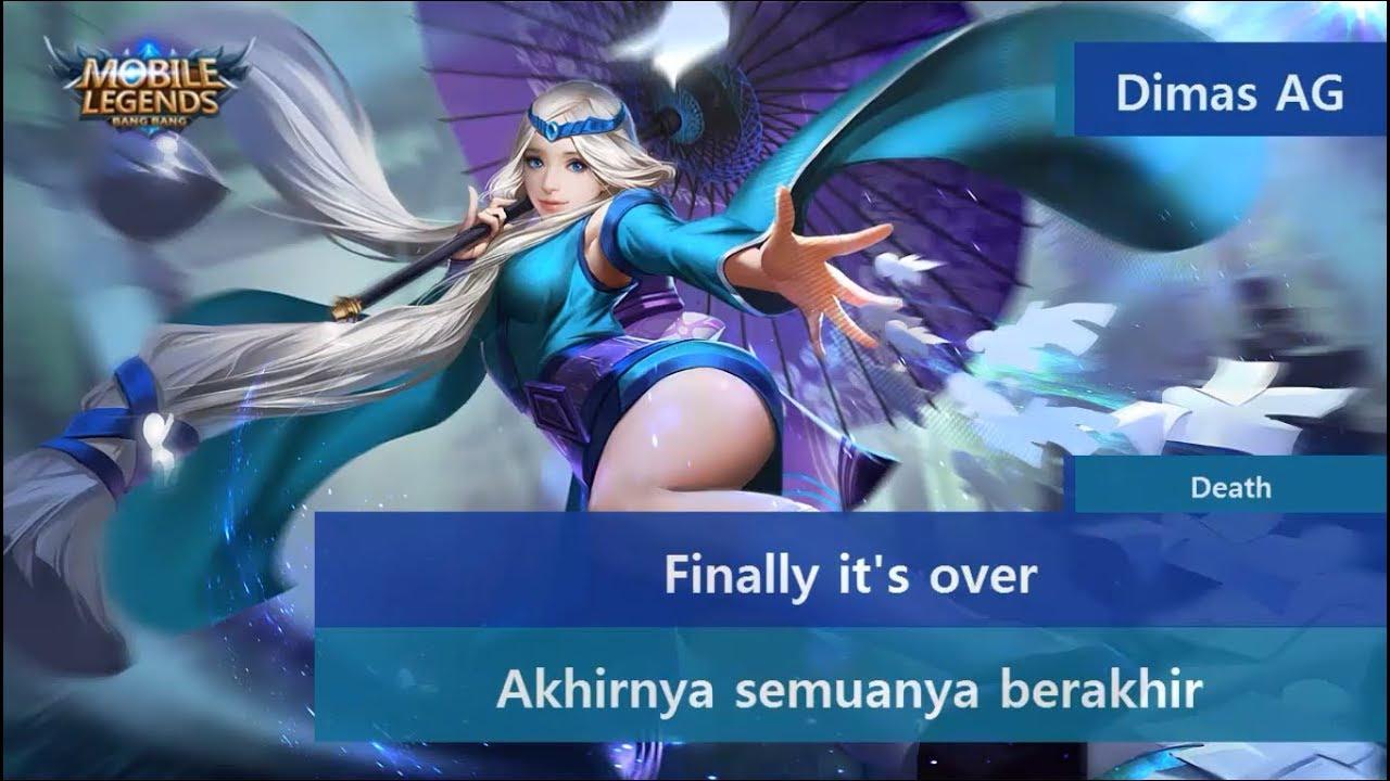kagura voice quote beserta artinya mobile legends