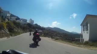 Ruta montes de Málaga y Axarquia Torrox Costa 09 04 17 004