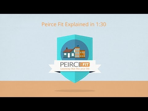 Peirce Fit -- Flexible Learning From Peirce College