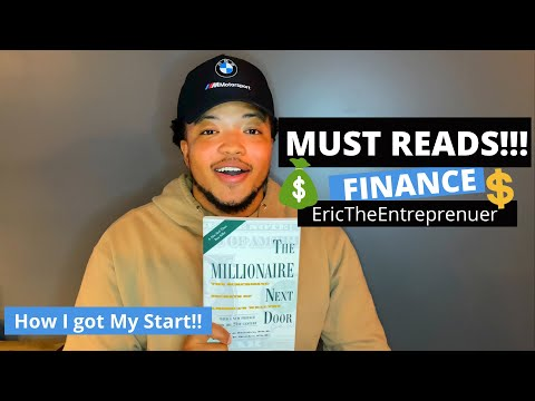 10 Financial Books That Changed My Life!!!