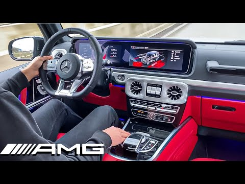 AUTOBAHN RUN G63 AMG! + Sound Check