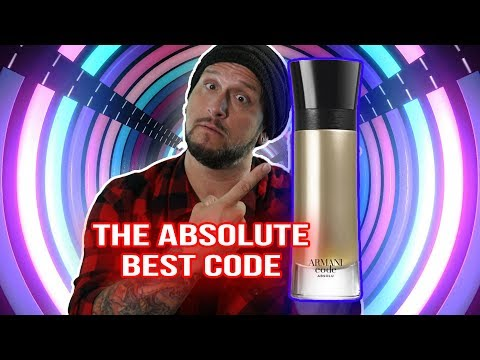 Armani Code Absolu Cologne Review   The ABSOLUTE BEST Code!