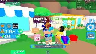 ON SXPLOSE THE DOIGT ON ROBLOX