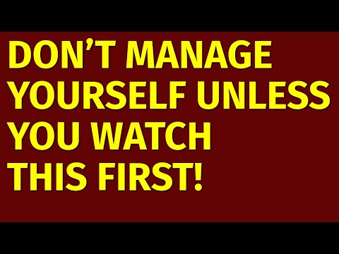 Self Management Skills: How to Manage Yourself for Success (90 Tips)