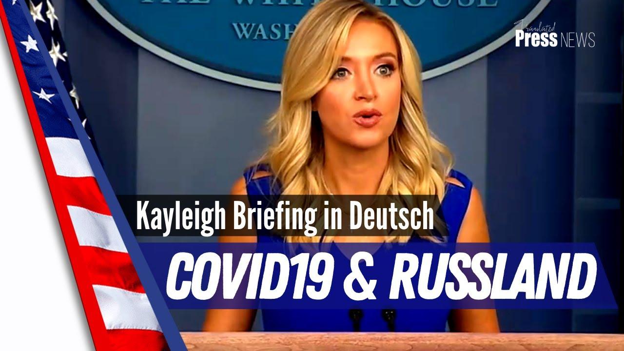 TranslatedPress DE - Wichtiges über Russland-Geheimdienst, CDC Covid-19 Daten, Covid-19 bei Kindern