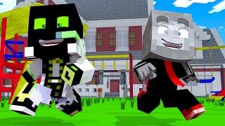ZWEI TROTTEL BABYS MACHEN EIN WETTRENNEN?! - Minecraft [Deutsch/HD]