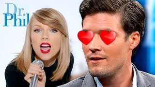 Dr Phil - Guy Says Taylor Swift Is His Soulmate!
