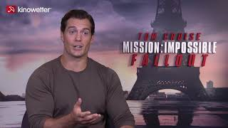 Baixar Interview Henry Cavill  MISSION: IMPOSSIBLE - FALLOUT
