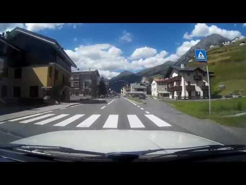 Driving around Europe
