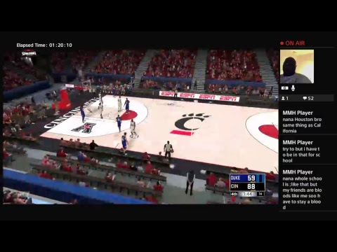 Oklahoma City Thunder Vs Golden State Warriors.. Full Game Second Half NBA 2k18