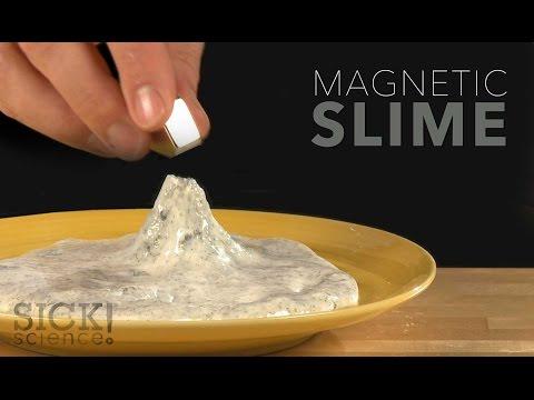 Magnetic Slime - Sick Science! #214
