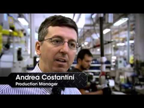 Lamborghini Aventador LP 700-4 Mega Factory