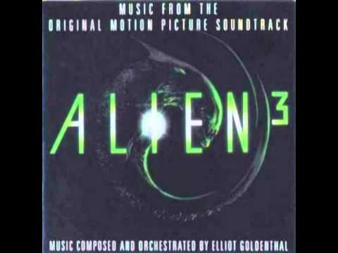 Alien 3 Soundtrack 06  Wrackage and Rape