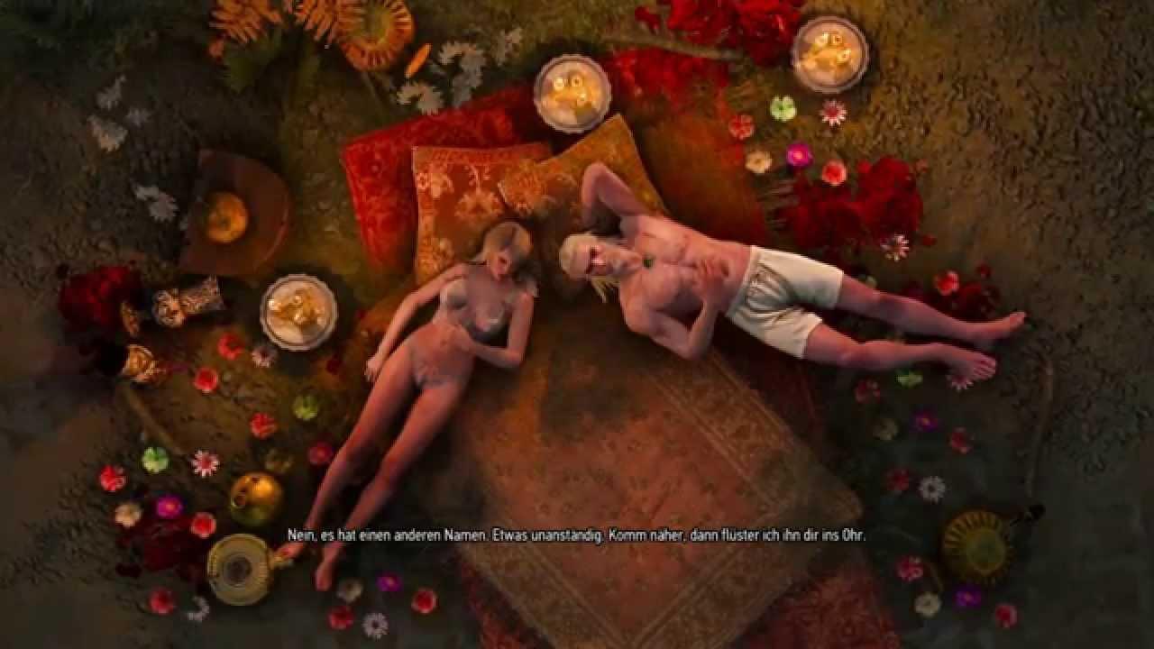 Sexszenen the witcher Anyone else