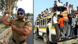 5 Cose Assurde che Puoi Vedere solo in India!
