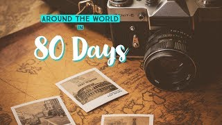 Gambar cover Around the WORLD in 80 DAYS!  AirBnB Adventure | A Once in a Lifetime Experience