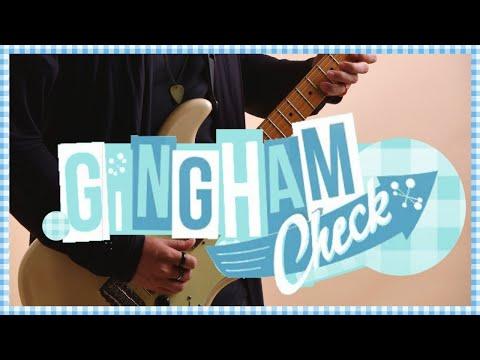 JKT48/AKB48 - Gingham Check (Guitar Cover)