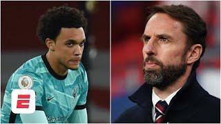 Alexander-Arnold OUT of England's Euro squad? Laurens not sure Southgate picks Trent | ESPN FC