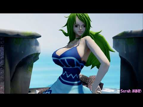 [MMD: One Piece] GFriend - Glass Bead (Rebecca, Monet, Boa)