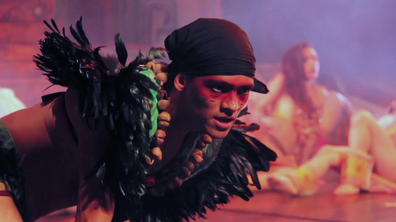 Crisol Dance Azteca Spirit
