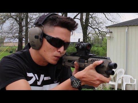 CAA Micro Roni Pistol Brace- Review