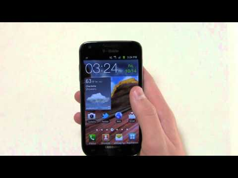 T-Mobile Samsung Galaxy S II Review Part 1