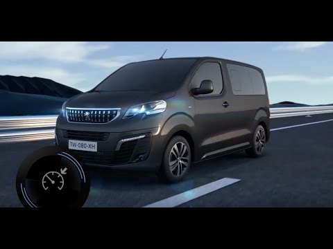 peugeot traveller active speed limiter - youtube